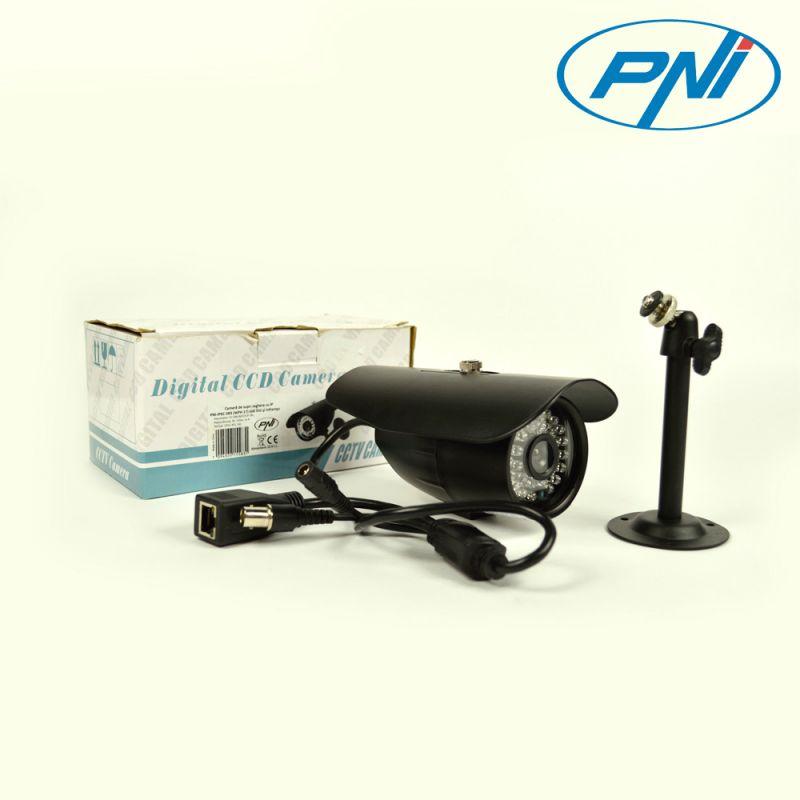 Camera Ip Pni Ip6csr3 (wph 17) Cu 600 Linii Tv Si Infrarosu