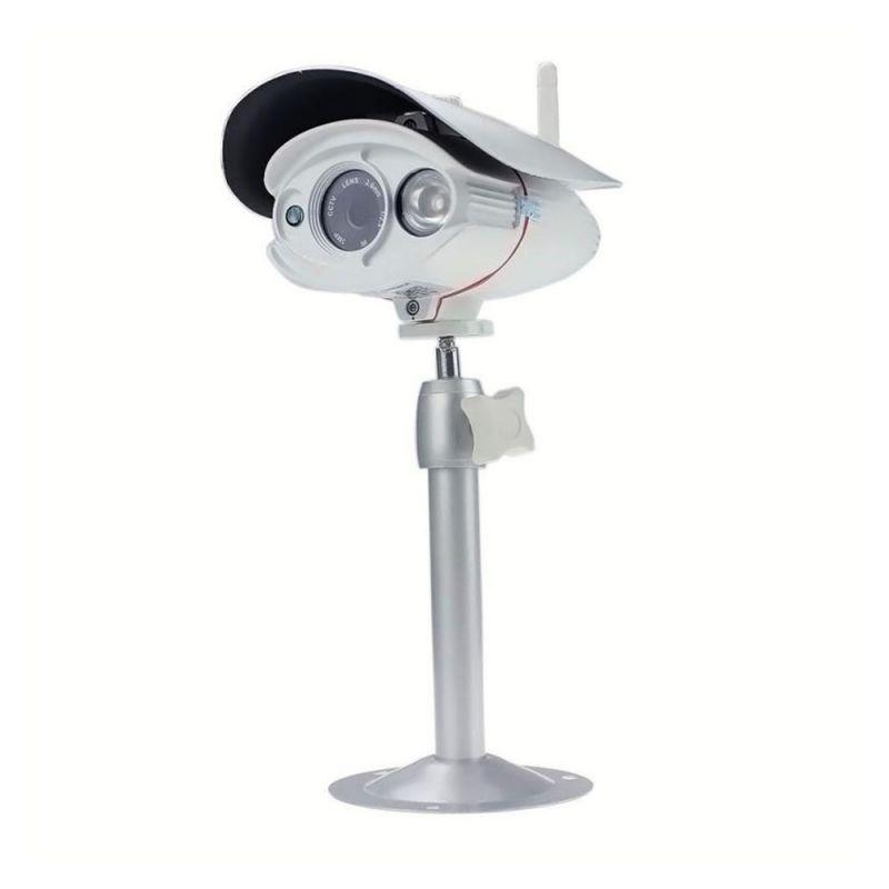 Camera Supraveghere Cu Ip Pni Ip851w Hd 720p De Exterior Conectare Wireless Sau Cablu