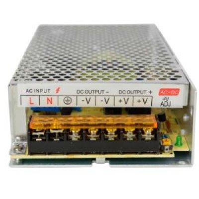 Sursa de tensiune in comutatie PNI ST10A 12V 10A stabilizata pentru sisteme de supraveghere