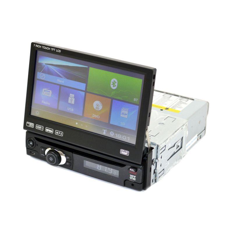 Multimedia Player Auto Pni U8008a Montaj 1din Ecran De 7