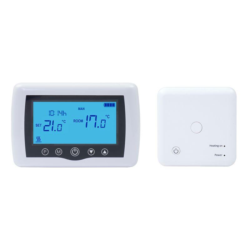 Termostat Inteligent Pni Ct33 Cu Wifi Pentru Centrale Termice Pni-wt01