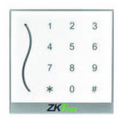Cititor de proximitate RFID (125KHz) RS485 ZKTeco PRO-ID30-EM-RS cu tastatura IP65