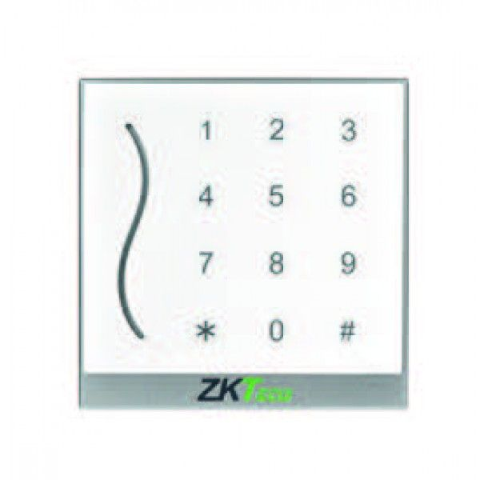 Cititor cartele Mifare 13.56MHz Wiegand 34 ZKTeco PRO-ID30-MF-WG IP65