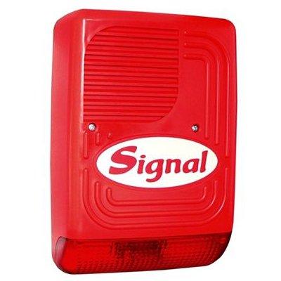 Sirena de exterior Signal PS 128F 115dB