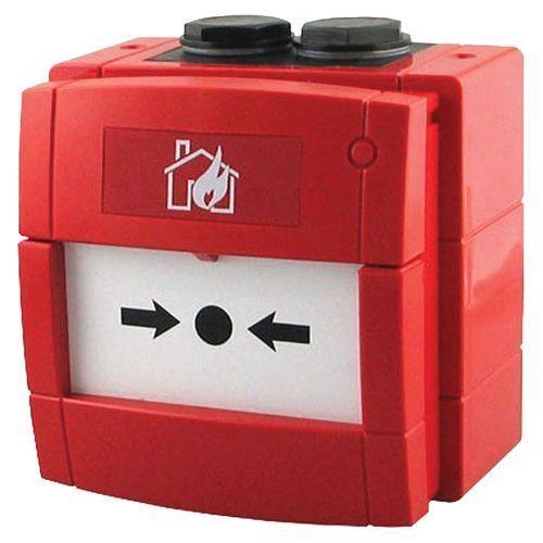 Accesoriu detectie incendiu Cofem Buton apelare manual PUCIP Protectie IP67