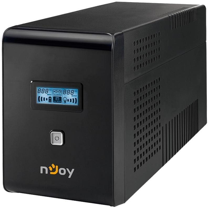 Ups Njoy Isis 2000l. 2000va/1200w. Lcd Display. 4