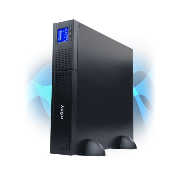 Imagine indisponibila pentru UPS nJoy Helios Pro 1500 1500VA/1350W On-line LCD Display Montare Rack/Tower 8 Prize IEC 13 Management Dubla conversie PWUP-OL150HP-AZ01B