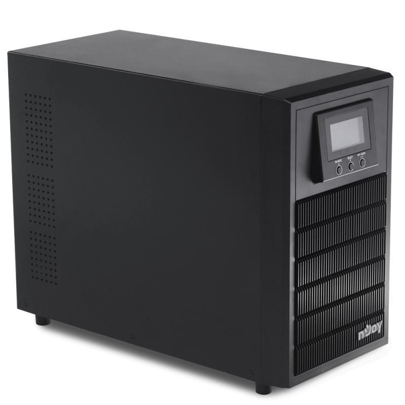 Imagine indisponibila pentru UPS nJoy Aten 3000 3000VA/2400W On-line LCD Display 4 prize Schuko cu protectie Tower dubla conversie PWUP-OL300AT-AZ01B