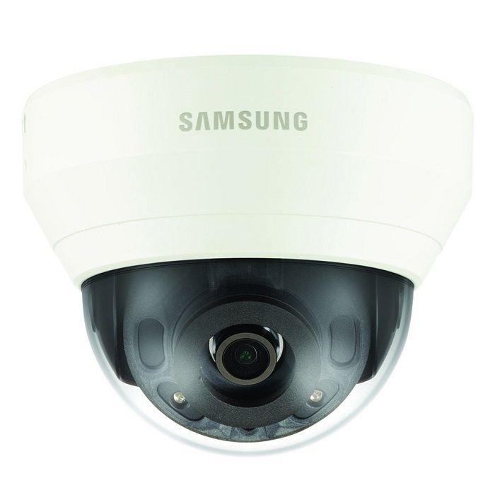 Camera Ip Dome De Interior Samsung Qnd-7030r 4mp.
