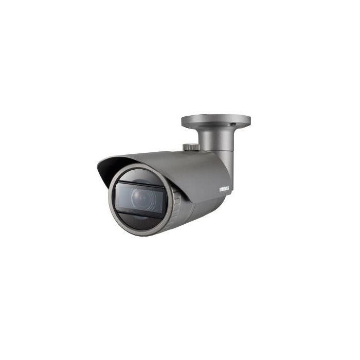 Camera IP all-in-one antivandal Samsung QNO-7080R 4MP IR 30m IP66 PoE WDR 120dB 2.8-12mm