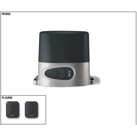 Kit Pentru Automatizarea Portilor Culisante Nicerobo500kit