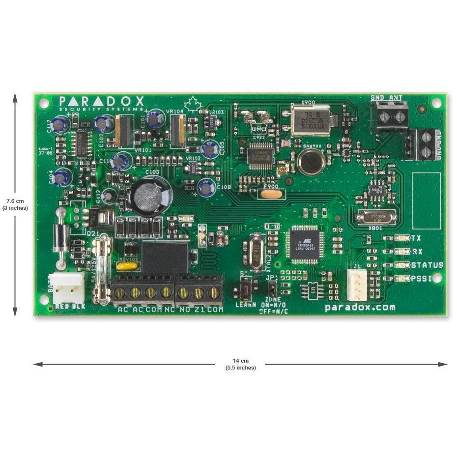 Modul repetor Magellan fara cutie metalica Paradox RPT1