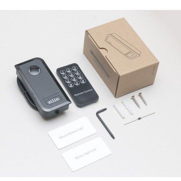 Controler de acces cu cartele de proximitate EM (125Khz) Silin S1-Xb