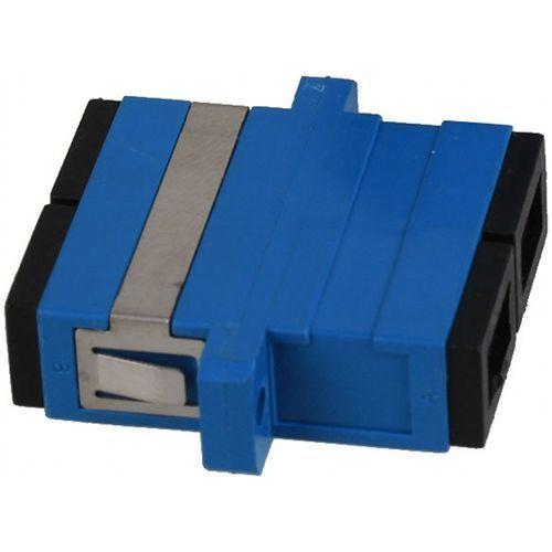 Adaptor fibra SC-SC PC/SM/SX Dublu S11-PSX-PD