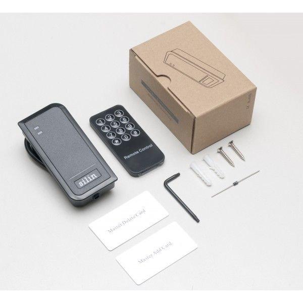 Controler de acces cu cartele de proximitate Silin S2-EM-H EM/H 125Khz