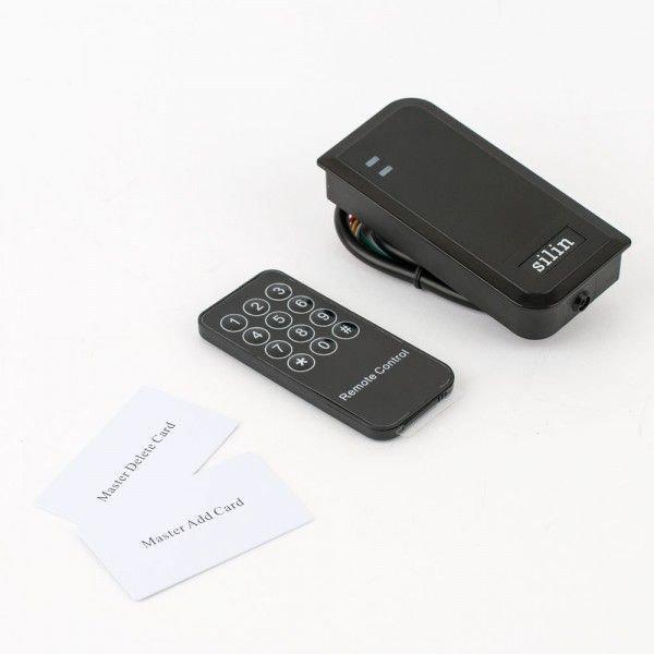 Controler RFID de exterior standalone S2-EM cu telecomanda