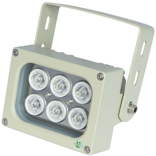 Proiector Infrarosu: 6 leduri x 3W S6D-60