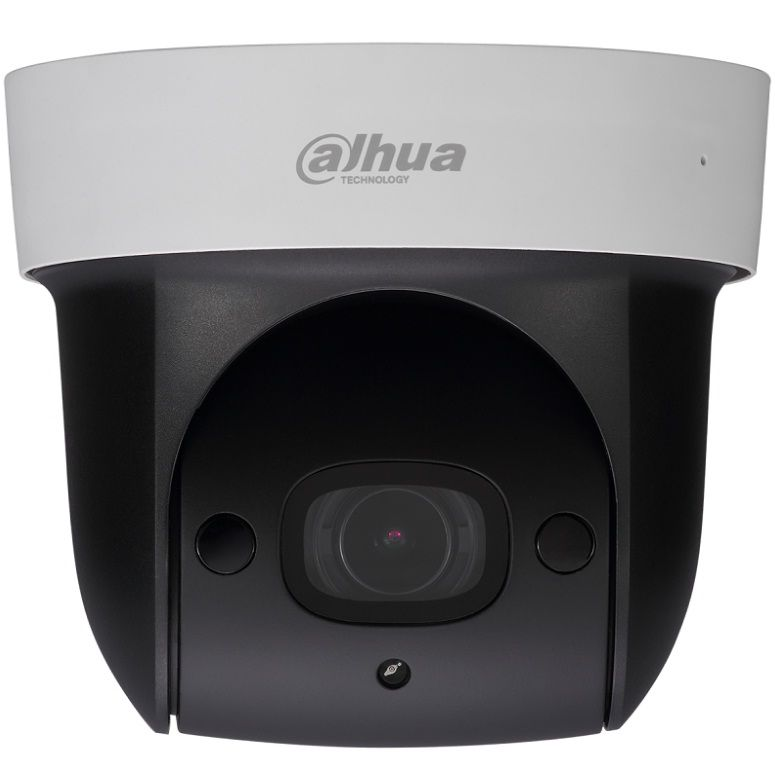 Speed Dome IP WIRELESS Dahua SD29204T-GN-W 1080p IR 30m cu microfon incorporat 4x zoom optic 2.7mm ~ 11mm