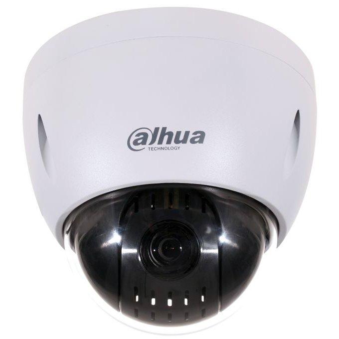 Camera dome PTZ IP Dahua SD42212T-HN 2MP lentila varifocala 5.1-61.2mm IP66 IK10 WDR 120dB ONVIF PoE+ slot card microSD