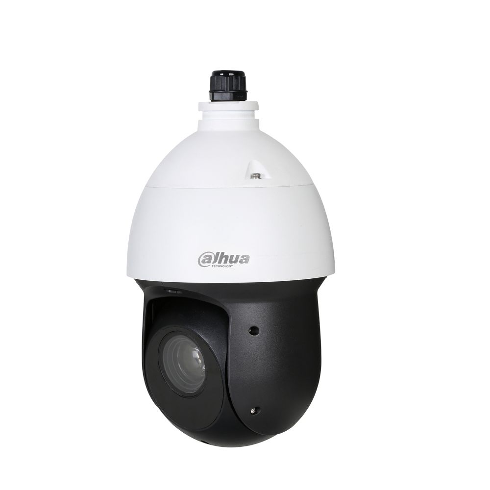 Camera Speed Dome Ip Dahua Sd49225t-hn 2mp Lentila Varifocala 4.8-120mm Ip66 Ir 100m Wdr 120db Onvif Poe+ Slot Card Microsd