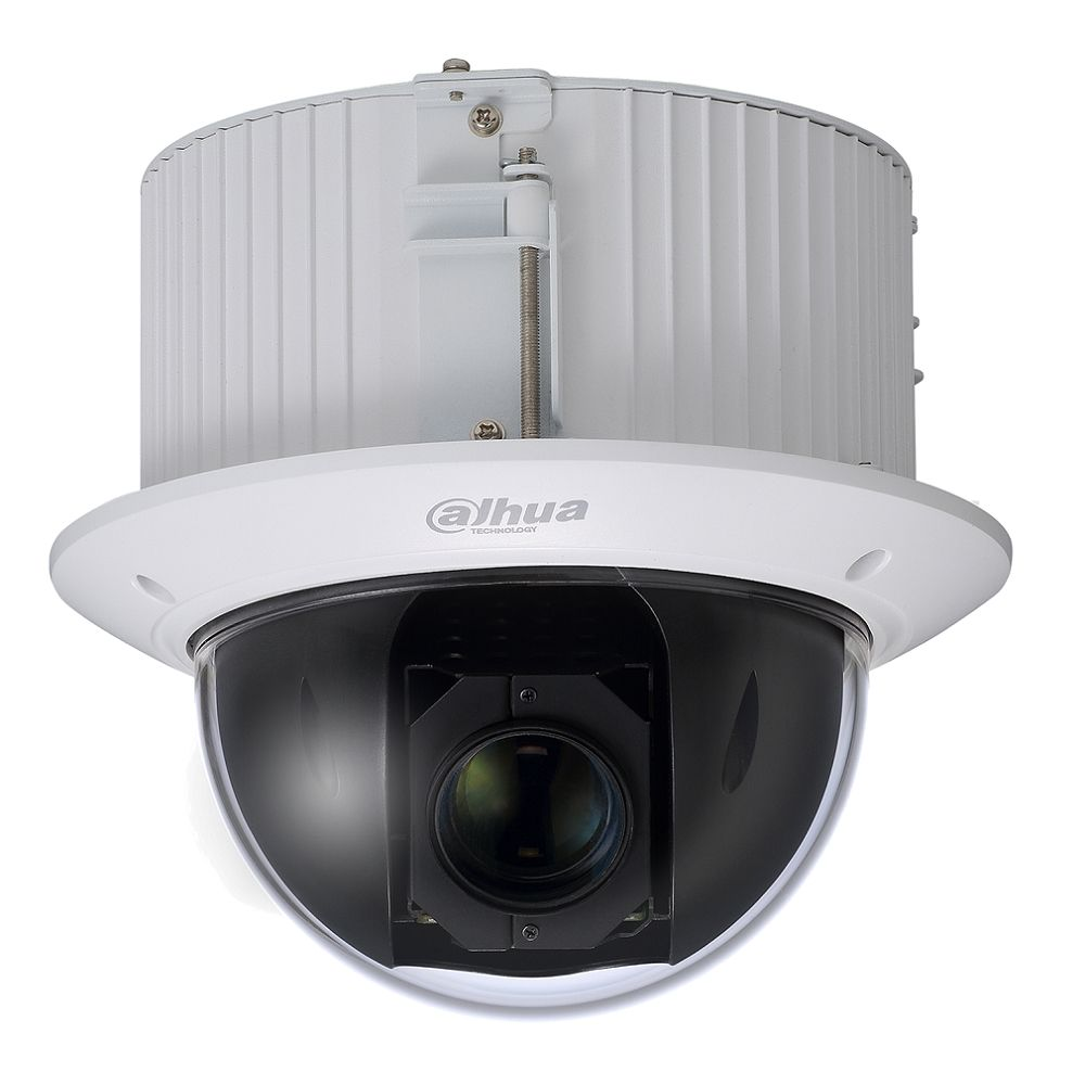 Speed Dome IP Dahua SD52C225U-HNI 2MP Starlight auto tracking functii IVS IK10 slot card microSD PoE+