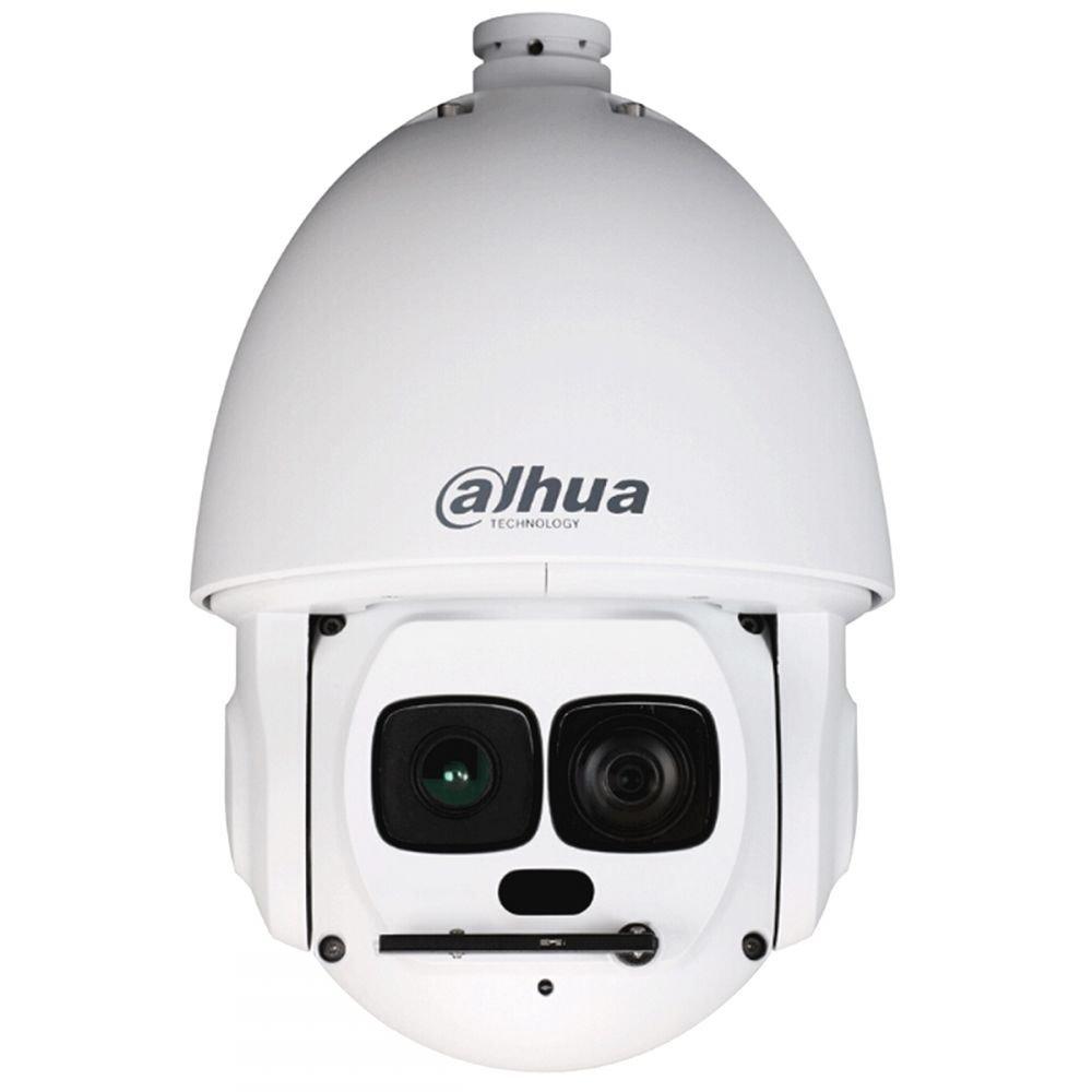 Speed Dome IP Dahua SD6AL245U-HNI 2MP Starlight laser 550m auto-tracking IP67 Hi-PoE slot microSD heat map