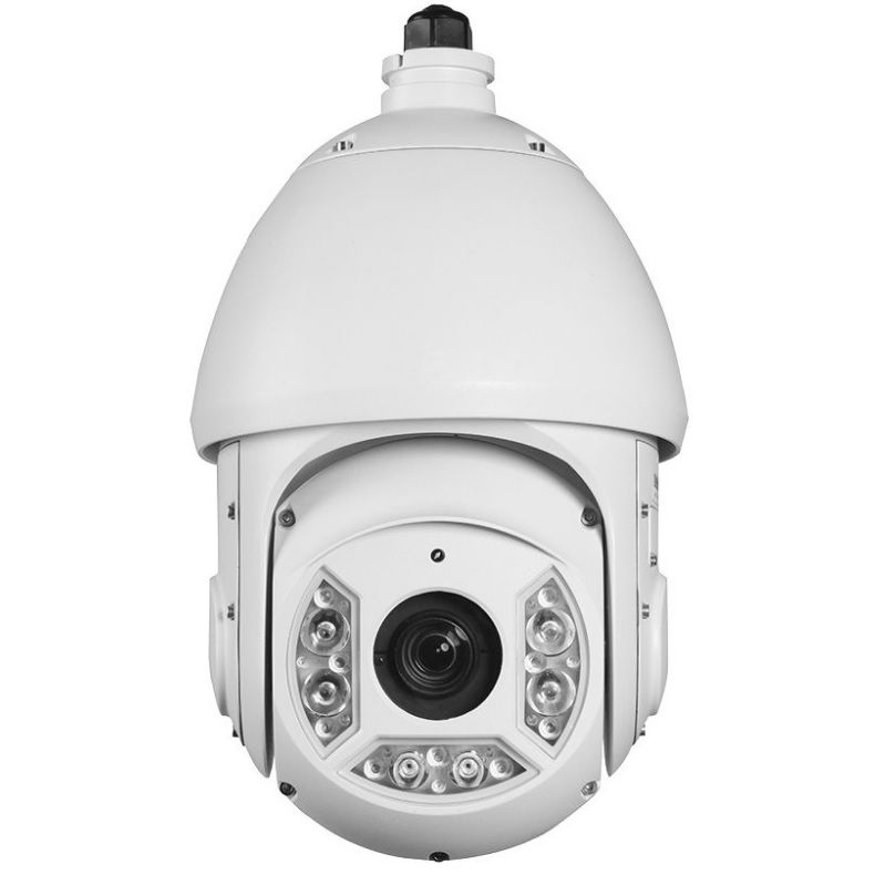 Speed Dome Ip Dahua Sd6c220t-hn De Exterior. 1080p. Ir 100m. Zoom Optic 20x. 4.7mm ~ 94.0mm