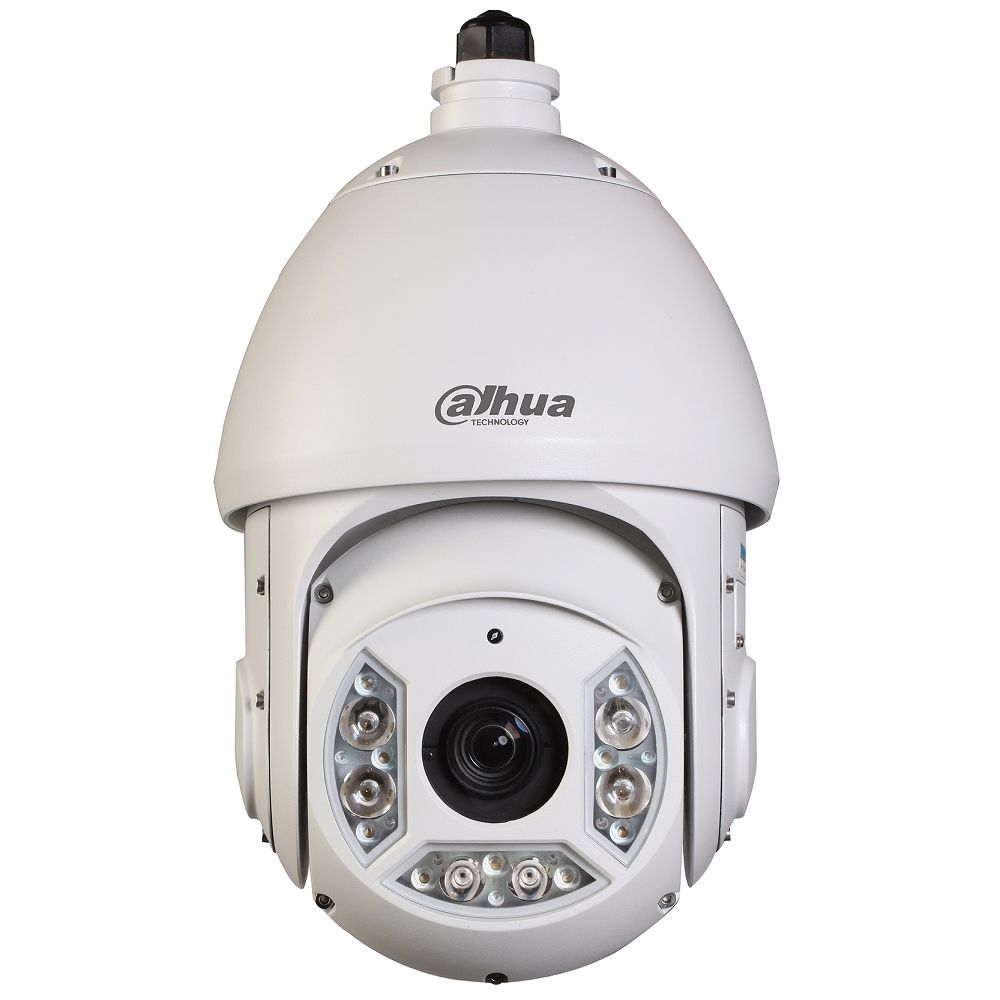 Speed Dome HDCVI Dahua SD6C225I-HC 2MP Starlight 4.8-120mm WDR 120dB IR 150m IP66 auto focus
