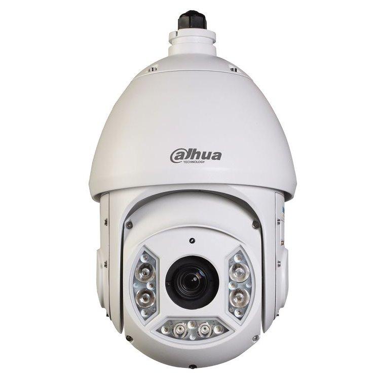 Speed Dome IP Dahua SD6C430U-HNI 4MP 4.5-135mm IP66 IR 100m WDR 120dB microSD autotracking