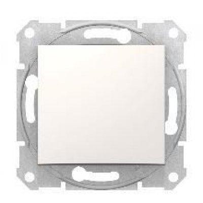 Intrerupator simplu crem Schneider Sedna SDN0100123