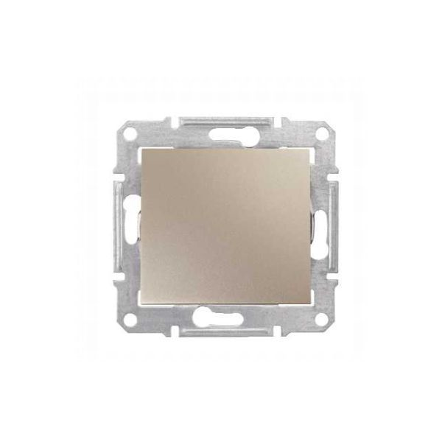 Intrerupator Simplu Titan Schneider Sedna Sdn0100168