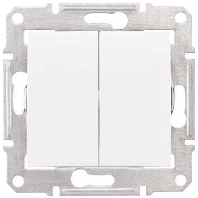 Intrerupator cap scara dublu Schneider Sedna SDN0600121