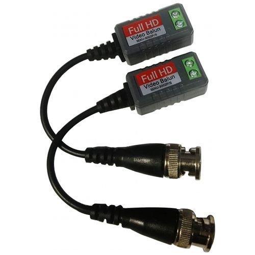 Accesoriu supraveghere PXW Set 2 videobaloane pasive SEKU-3002P/S Full HD Prindere cu surub