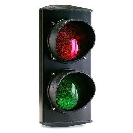 Semafor LED 2 culori Erreka SEMLED
