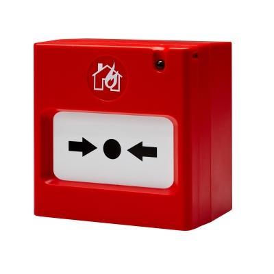 Buton Incendiu Adresabil Teletek Sensoiris Mcp150
