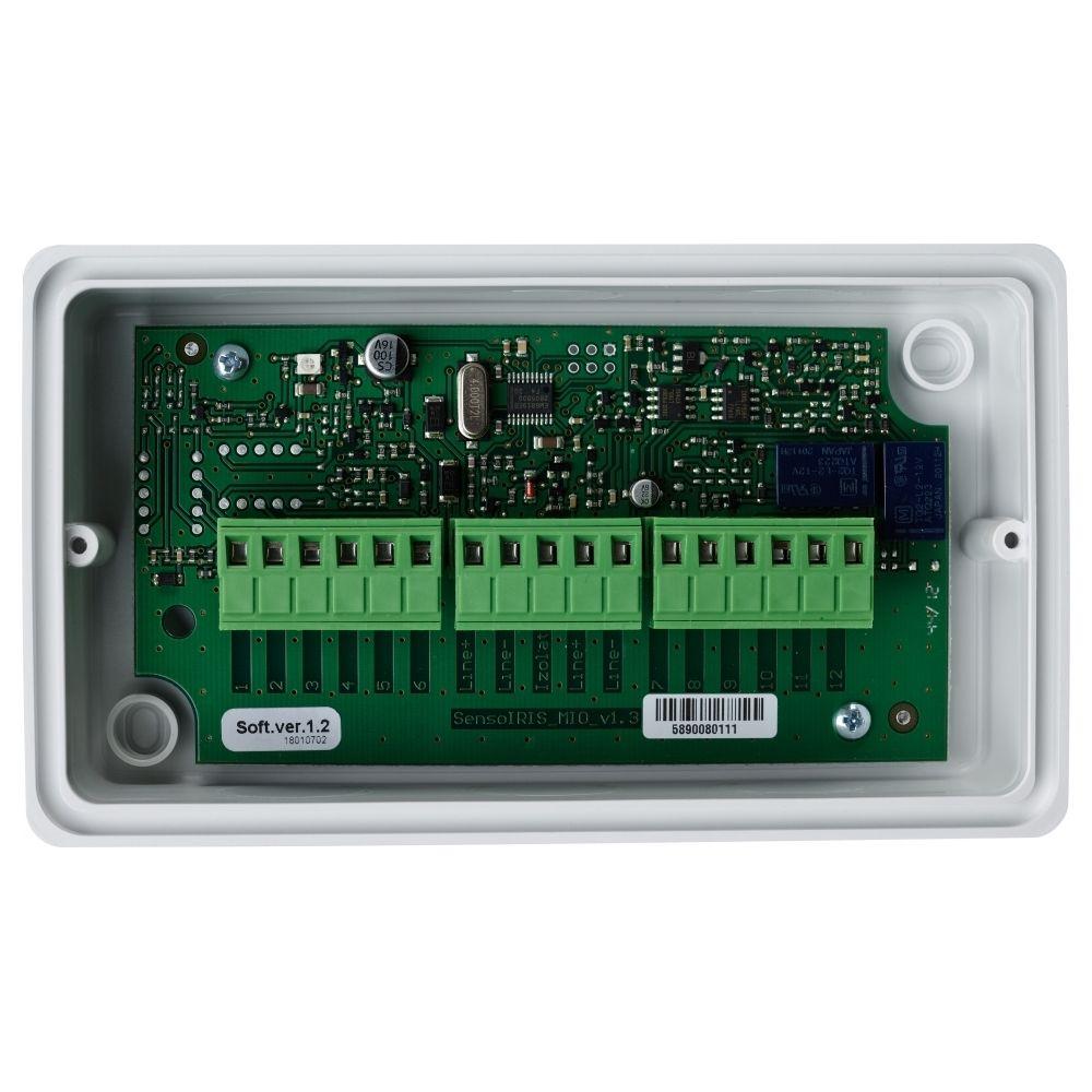 Modul adresabil Teletek SensoIRIS MIO22 2 intrari 2 iesiri IP67