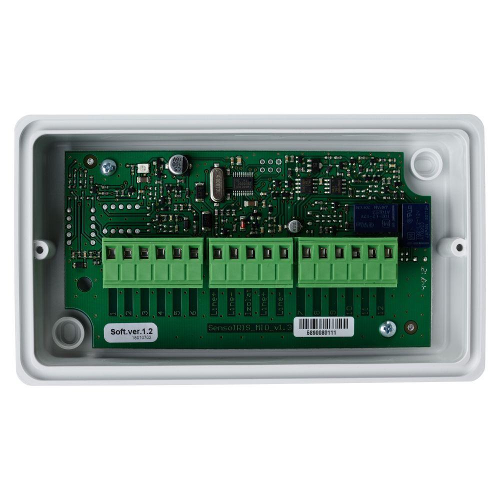 Modul adresabil cu 4 intrari Teletek SensoIRIS MIO40 IP67