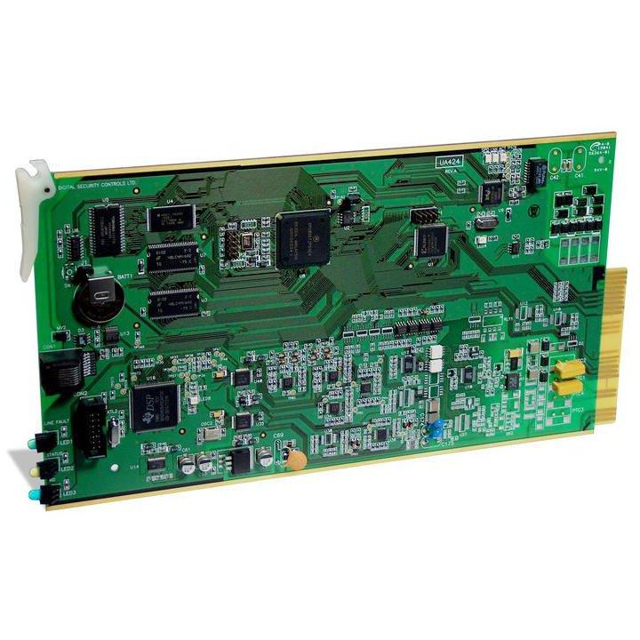 Modul de linie TCP-IP pentru SYSTEM III. SG DRL3 IP