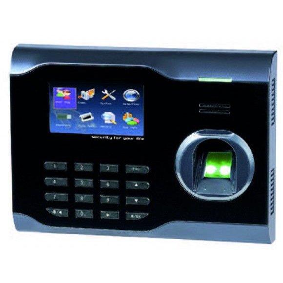 Terminal de pontaj cu ecran TFT 3.5inch senzor amprenta SilkID