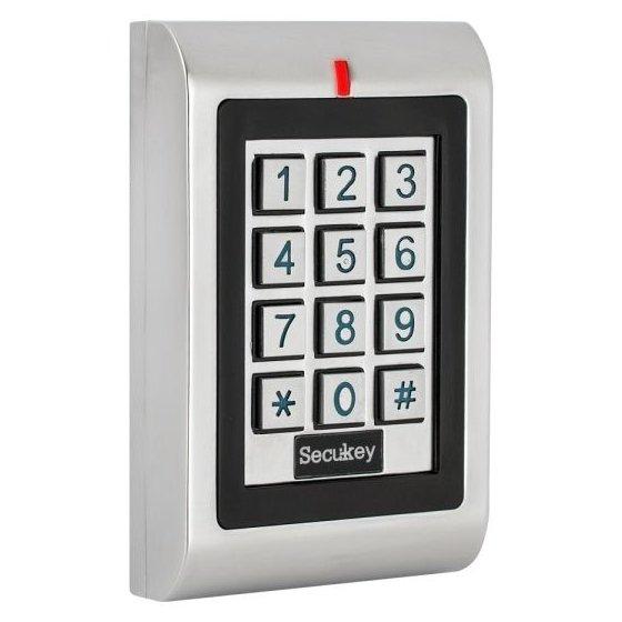 Controler standalone SK1 cu tastatura si card antivandal IP66 2 relee
