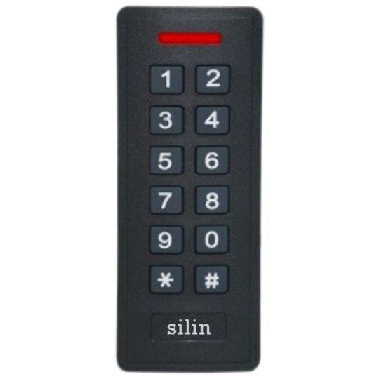 Controler de acces cu tastatura pentru exterior Silin SK2-EM