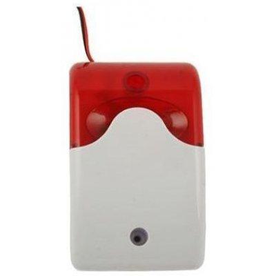 Imagine Sirena De Interior Pentru Sisteme Alarma 104db Flash Sl-100