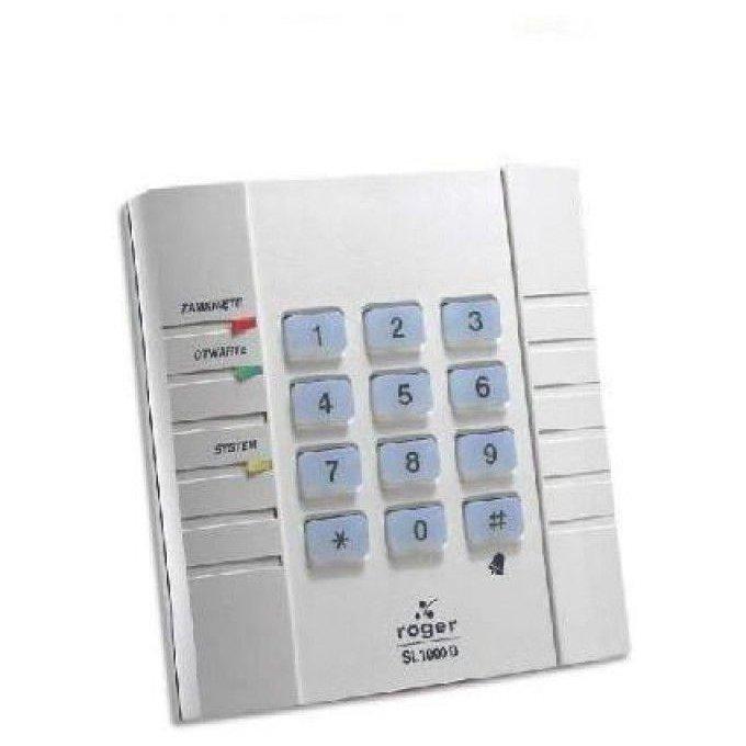 Tastura Control Acces De Interior Sl 2000 B