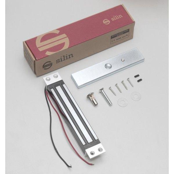 Electromagnet incastrabil de 280 kg forta Silin SM-280MA