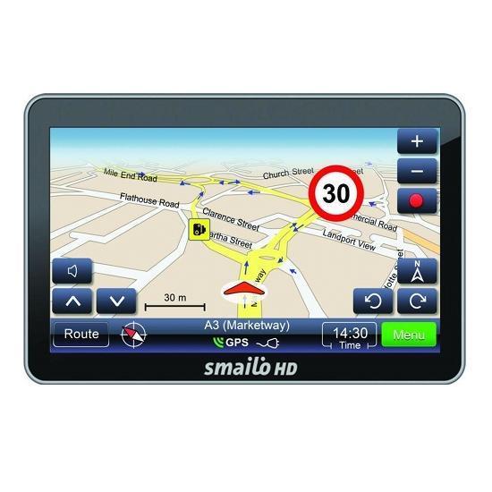 Navigator Gps 5 Smailo Hd 5.0 Feu Harta Full Europa
