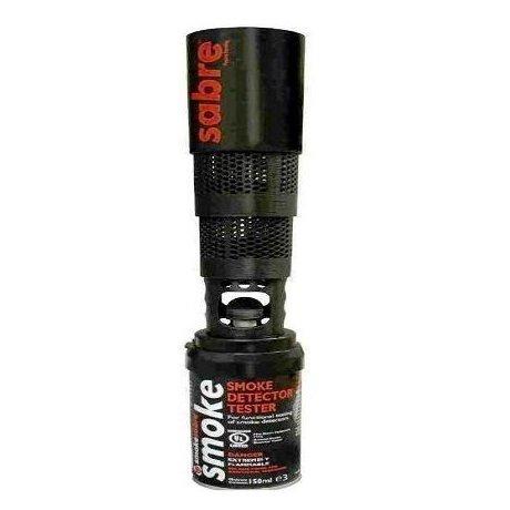 Tester aerosol - utilizare manuala Bentel SMOKESABRE