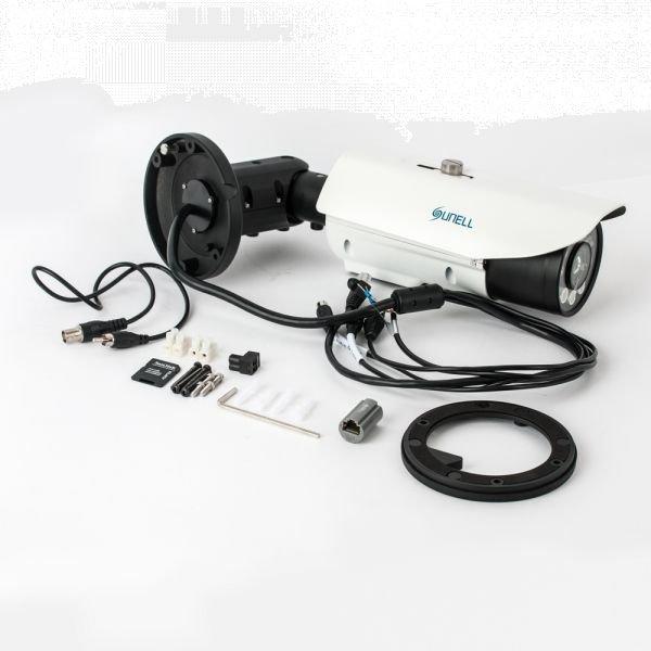Camera IP LPR Sunell SN-IPR56/20AKDN/T/ZI3-12 2MP lentila varifocala 3-12mm standalone ONVIF IP66