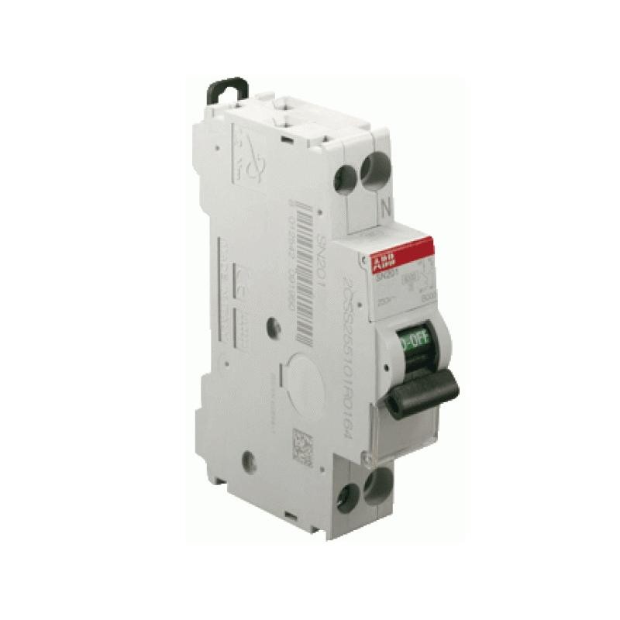 Siguranta automata 1P+N 20A ABB SN201L-C20