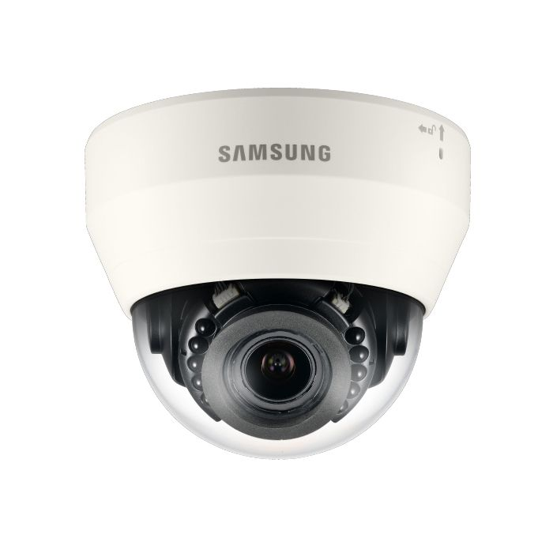 Camera IP dome de interior Samsung SND-L6013R 2MP 3.6mm IR 15m PoE