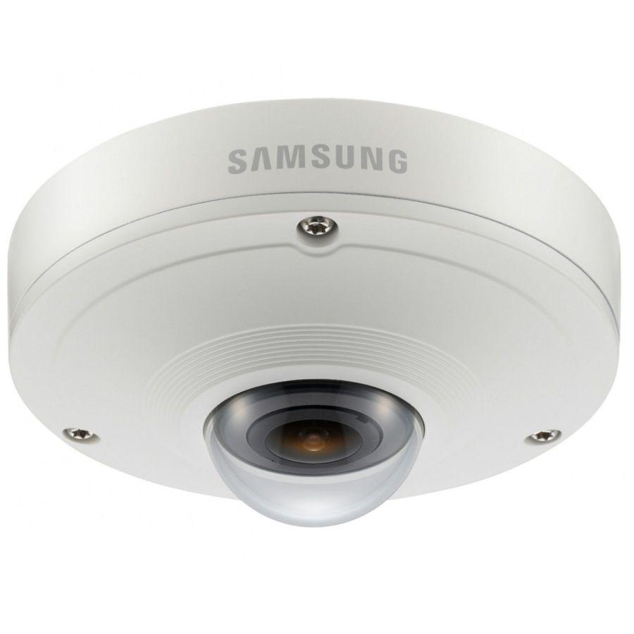 Camera Dome Ip De Exterior Cu Lentila Fisheye 360